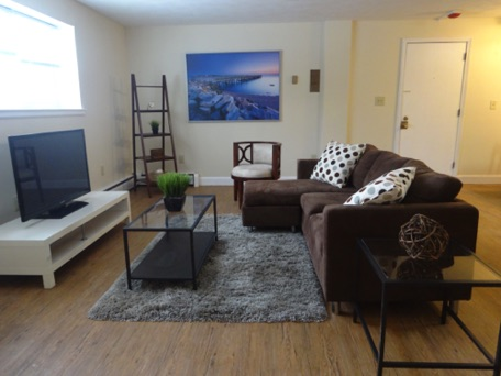We have spacious 2 Bedroom Apartments!   We have a beautiful, open floor plan...